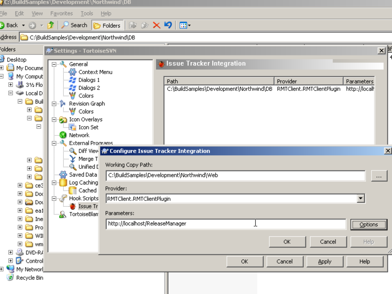 Steps to Setup the Northwind Sample Project
